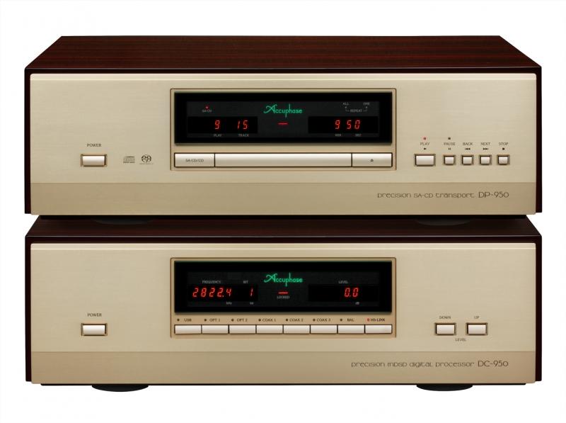 odtwarzacz SACD Accuphase DP-950/DC-950