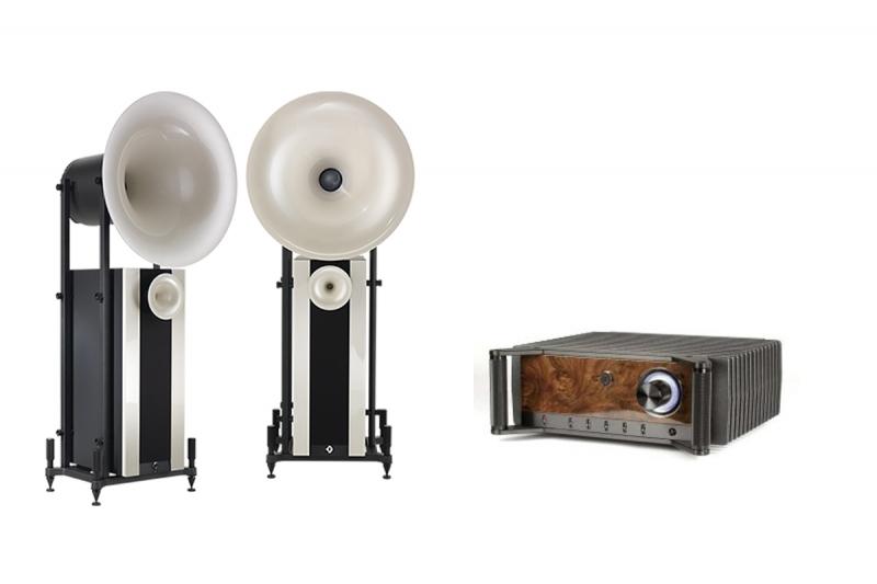 Avantgarde Acoustic + wzmacniacz